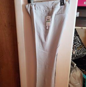 Grey Bootcut Pant